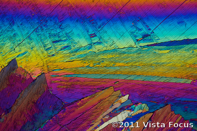 Vista Focus - Adipic Acid Crystals